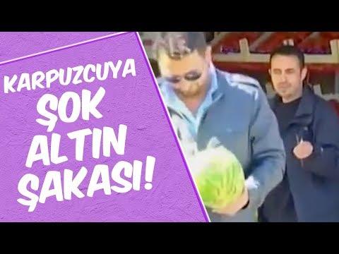 Mustafa Karadeniz | Karpuzcuya Altın Şakası