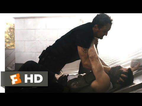 White House Down (2013) - Hand-to-Hand Combat Scene (7/10) | Movieclips