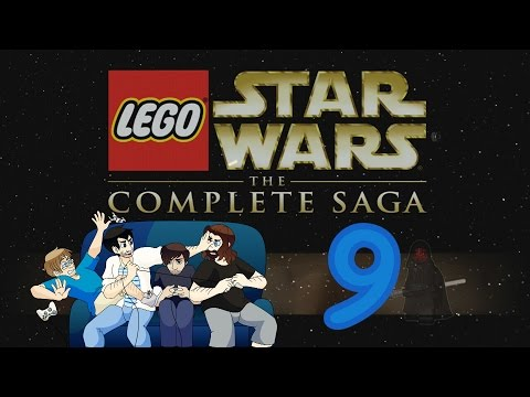 LEGO Star Wars Part 9 - Nigel Thornberry Sex Tape - Cramped Couch