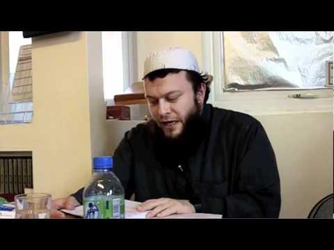 Explanation of Riyad-us-Saliheen by Abu Imran Al-Sharkasi - Class 1