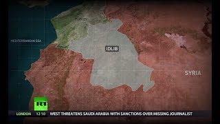 Deadline for jihadists to leave Idlib buffer zone passes, what