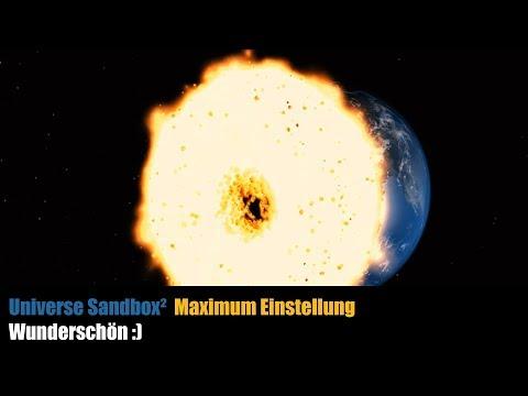 Universe Sandbox² Wunderschön :)