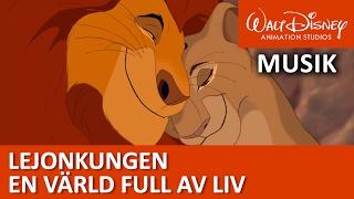 Lejonkungen: En värld full av liv - Disneyklassiker Sverige