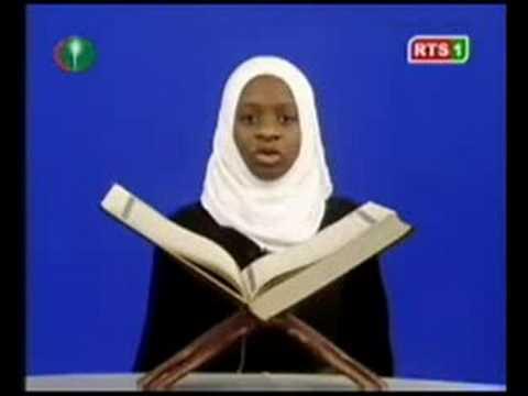 Watoto wa kiafrica ni wasomaji wazuri wa Quran