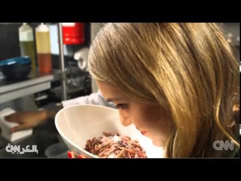 وجبة النمل الأسود.. أحدث وصفة تنضم للمطاعم
