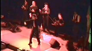 flamenco, baile, Alhambra, alegrias, Paris 1996