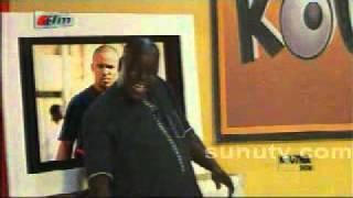 Kouthia Show: l'arbitre du match Cameroun/Senegal