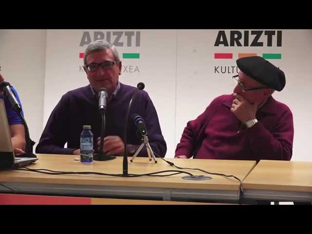 Urretxu eta Zumarragako euskaldunen testigantzak. 2014 abendua