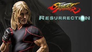 Street Fighter: Resurrection teaser with first stills