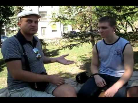 Интервью Дмитрия Олехновича с Евгением Шаповаловым