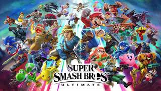 Main Theme (The Legend of Zelda Breath of The Wild) Super Smahs Bros.Ultimate