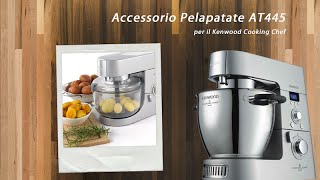 ♨ Accessorio Pelapatate AT445 Kenwood Cooking Chef
