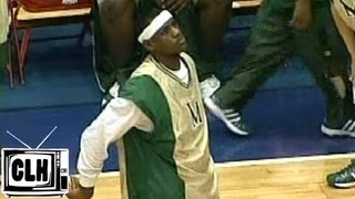 LeBron James UNSEEN High School Footage - Akron St Vincent St Mary - Miami Heat