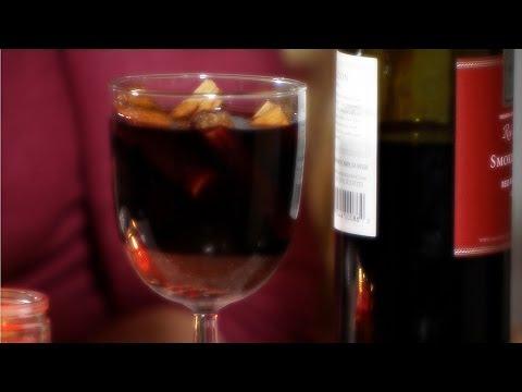Amarre de Vino y Canela Para la Suerte y Dinero Rapido