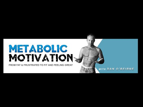 WHY do I Care About Your Metabolism & Mindset?......  www.MetabolicMotivation com
