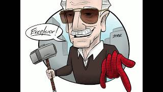 Homenagem Stan Lee