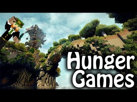Minecraft - The Hive - Hunger Games FAIL - With Choo Choo