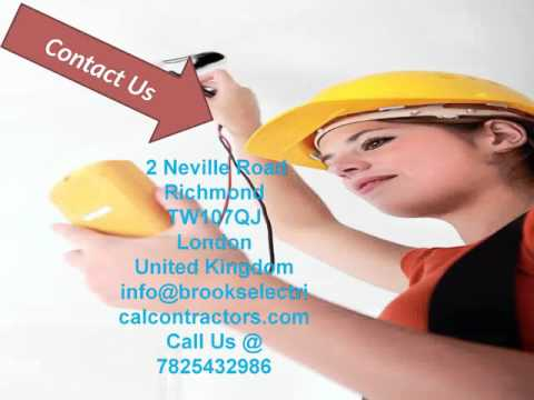 Electrician Putney/Kingston – Qualified & NICEIC Registered