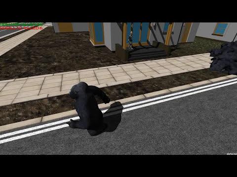 Gorilla Simulator: EL GORILA SEDUCTOR con IncrossMX!
