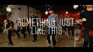 """The Chainsmokers & Coldplay - """"Something Just Like This"""" 