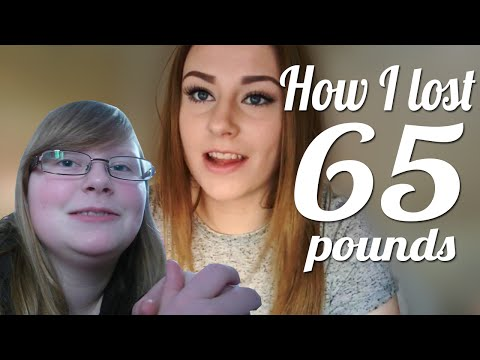 Weightloss tips and tricks! (with old pictures)