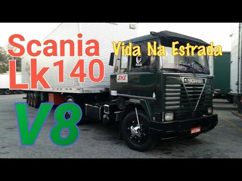 Scania 140 V8 Top !