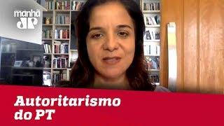 PT querer, no tapetão, anular vontade popular é autoritarismo | Vera Magalhães