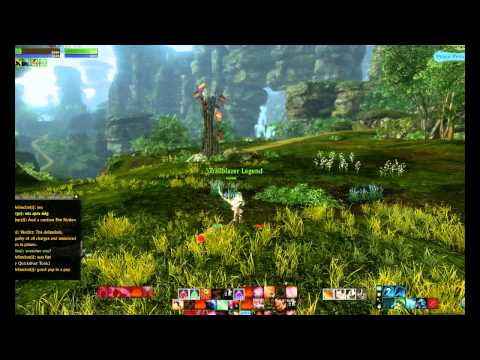 Archeage Great Jester coin purse farming spot and PvP