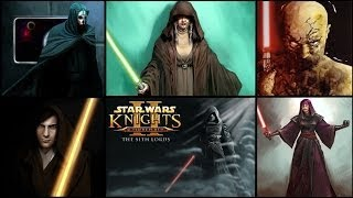 Прохождение Star Wars Knights of the Old Republic 2 The Sith Lords Серия 20