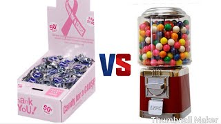 What can make more money honor box's or candy vending machines