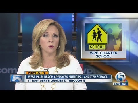 West Palm charter school