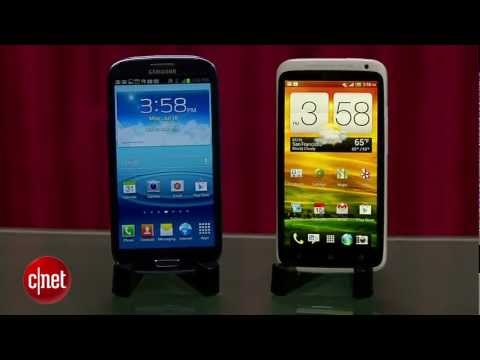 Prizefight - Samsung Galaxy S3 vs. HTC One X