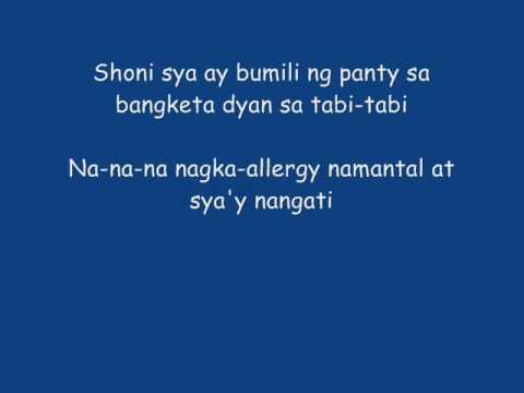 Panty Ni Shoni (lyrics) Iyaz Replay Parody Tttt video