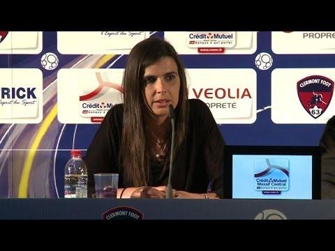 Football: Helena Costa veut être