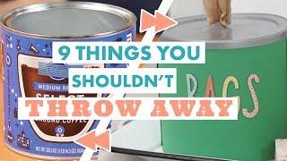 9 Things You Should Never Throw Away - HGTV Handmade
