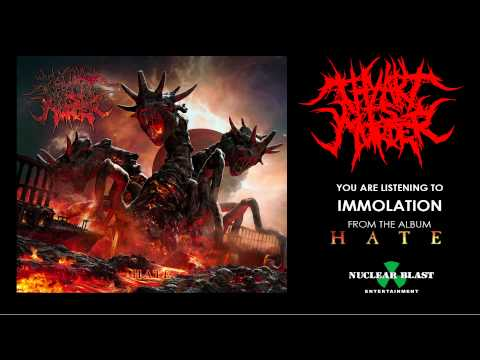 Thy Art Is Murder - Immolation