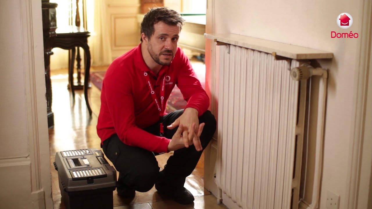 Comment purger votre radiateur qui chauffe mal youtube - Radiateur chauffage central qui ne chauffe pas ...