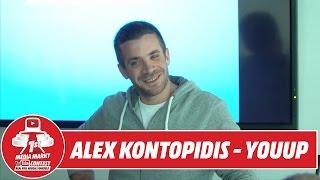 Αλέξανδρος Κοντοπίδης - Ένας διάσημος YouTuber αποκαλύπτει τα μυστικά του.
