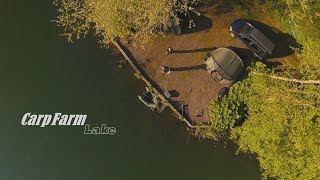 NEDERLANDSE BAKKEN OP CARPFARM LAKE - Topvideo van Peter Vlasveld