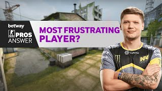 CS:GO Pros Answer: Who is the Most Frustrating Player?