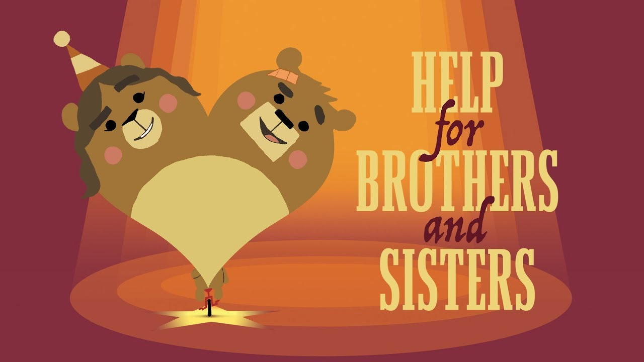 Imaginary Friend Society – Help for Brothers and Sisters