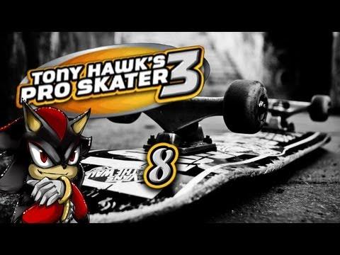 Lets Play Tony Hawks Pro Skater 3 (GermanDeutsch) - Part 8 - Skater
