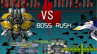 横STGVS縦STG In The Shoot em Up GAMEs MEMORY s Boss Rush