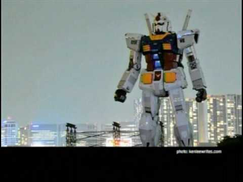 [Adult Swim] Life-Sized Gundam (FULL SONG) Music Videos
