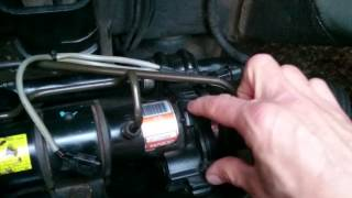 Kia Sedona Carnival VRS SNOW CHAIN Fault solution 2.9CRDi