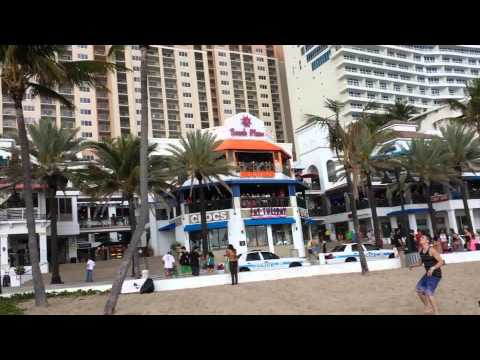 Spring Break Day at the Beach Rained out! Part 2