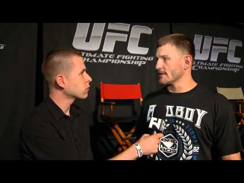 UFC 161 Stipe Miocic Be First Be Fast Against Nelson
