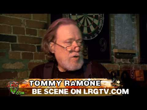 TOMMY RAMONE INTERVIEW - LRGTV.COM