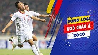 Triệu Việt Hưng tỏa sáng phút bù giờ, đem về 3 điểm quý giá cho ĐT U23 Việt Nam | VFF Channel
