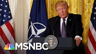 Why President Donald Trump Cannot Run From Warmbier's Death | MSNBC
